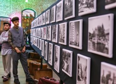 """Proiect cultural: """"Fotografii unice – Bucureștiul celui de-al Doilea Război Mondial"""""""